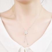 Fashion Windmill Pendant Necklace