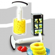 Practical Pineapple Corer Slicers Peeler Parer Cutter