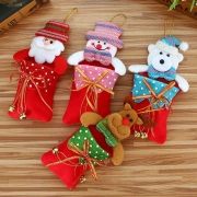 Creative Style Doll-shaped Candy Gift Bag