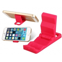 Mini Portable Plastic Holder for iPhone 4 4s 5 5s 5c iPod Touch Samsung Galaxy s3 s4 Note 2 3(set of 2,Color randomly)