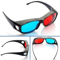 3D Glasses Direct-3D Glasses - Nvidia 3D Vision Ultimate Anaglyph 3D Glasses - Made To Fit Over Prescription Glasses