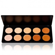 Professional Stylish 10 Colors Beauty Makeup Palette Camouflage Concealer