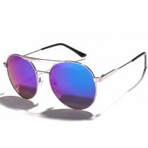 Vintage Tone Frame Round Sunglasses Shades