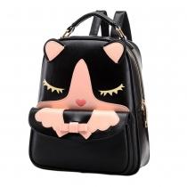 Cute Cartoon Pattern Backpack School Bag