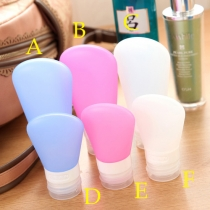 Portable Fantail Silicone Bottle