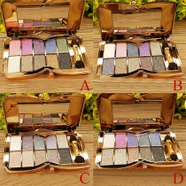 Fashion Colorful Cosmetic Eyeshadow
