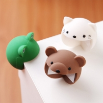 Cute Style Cartoon Animal Shape Silicone Table Corner Protective Cover