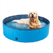 Portable Foldable PVC Bathing Swimming Pool for Pets