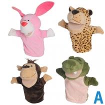 Cute Style Cartoon Animal Shape Doll Set 4 pcs/Set