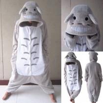 My Neighbor Totoro Kigurumi Pajamas Adult Anime Cosplay Halloween Costume