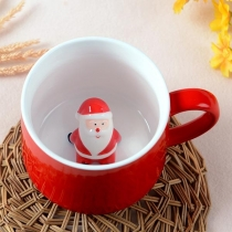 Cute 3D Animal Cartoon Figure Ceramic Mug