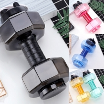 Dual-use Water Injection Dumbbell Fitness Equipment