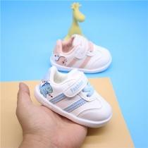 Cute Cartoon Animal Pattern Round Toe Baby Toddler Sneakers