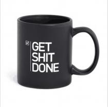 Funny Get it DONE mug Office Mug Gift Chic Coffee Mug