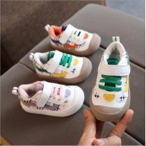 Baby sneakers soft-soled shoes toddler shoes casual kids shoes